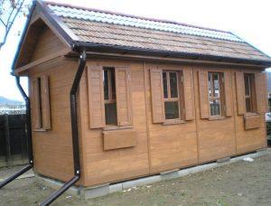 case lemn Brasov